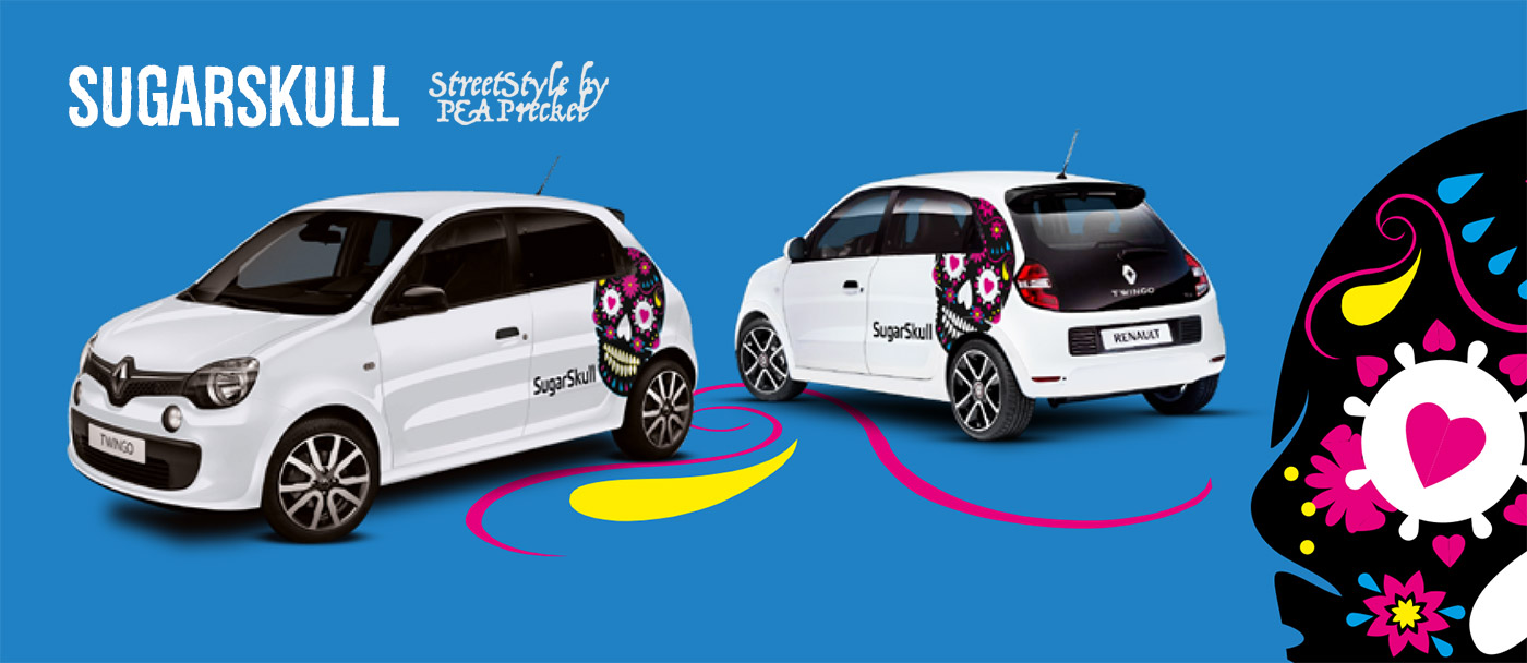 Renault Twingo Street Style