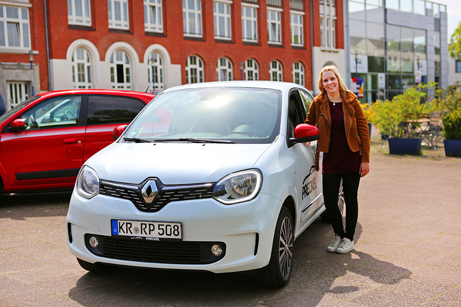 Der neue Renault Twingo Le Coq Sportif