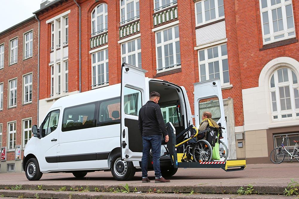 Rollstuhl-Transporter kaufen