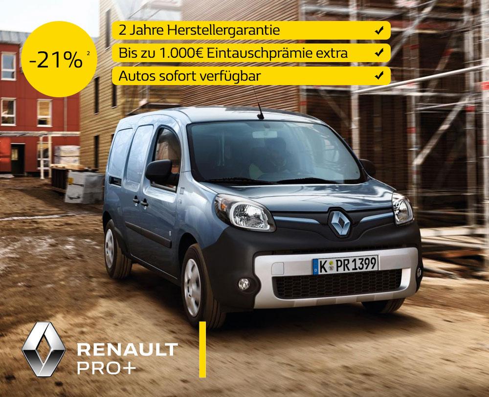 Renault Kangoo Z.E. Elektro