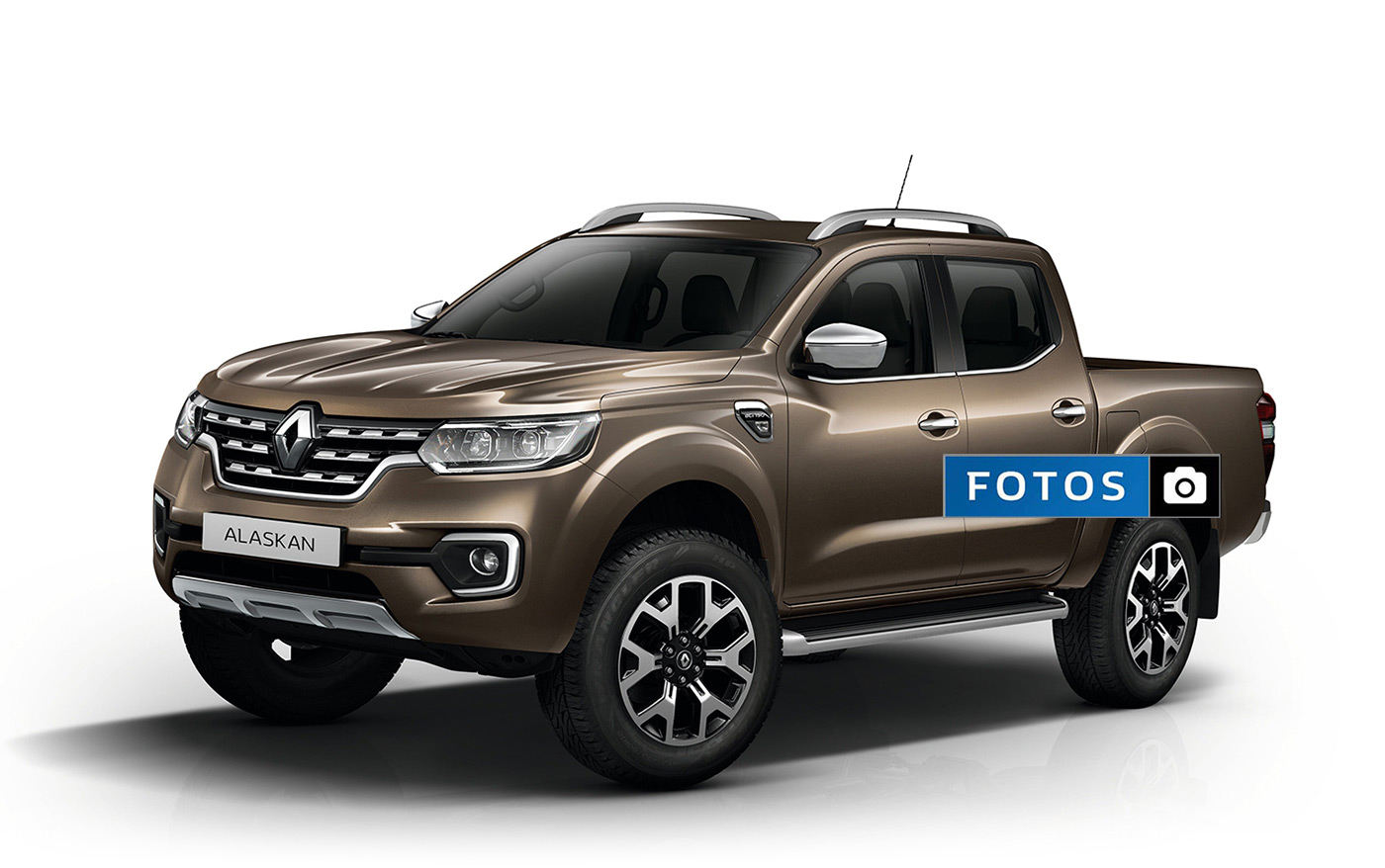 Renault Alaskan 2017: Angebot und Preis