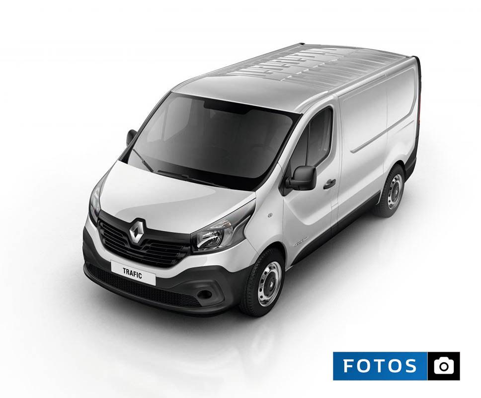 Renault Trafic Transporter von P&A-Preckel