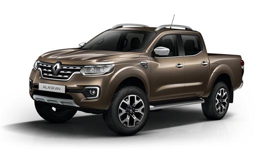 Der neue Renault Alaskan 2017