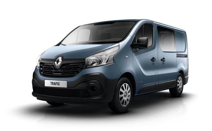 Renault Trafic von P&A Preckel