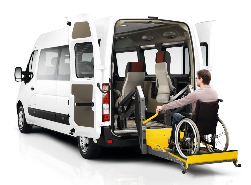 Renault Handicap Mobil bei P&A Preckel
