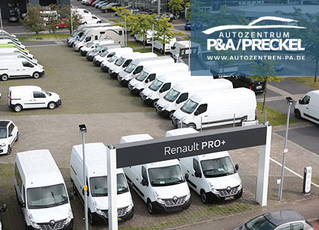 Renault Pro Plus von P&A-PRECKEL