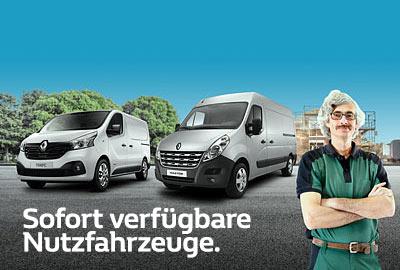 Renault Transporter Leasing und Finanzierung bei P&A