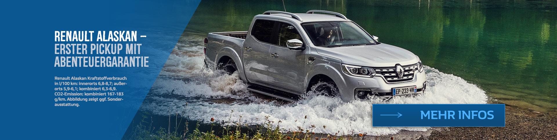 Renault Alaskan Preis 2017
