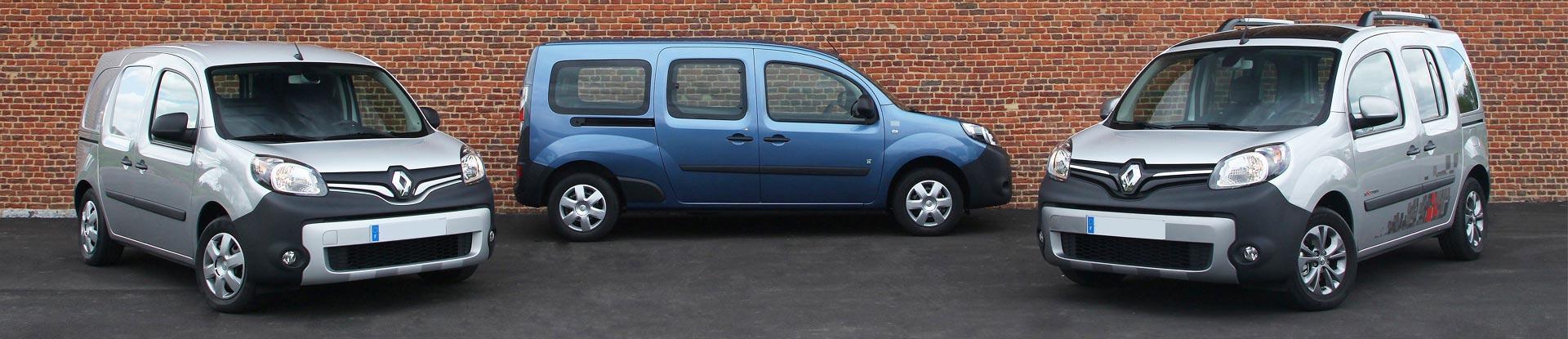Renault Kangoo Rapid Transporter
