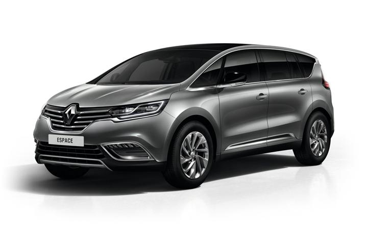 Renault Espace bei P&A-Preckel