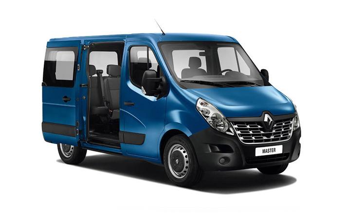Renault Master Combi / Bus