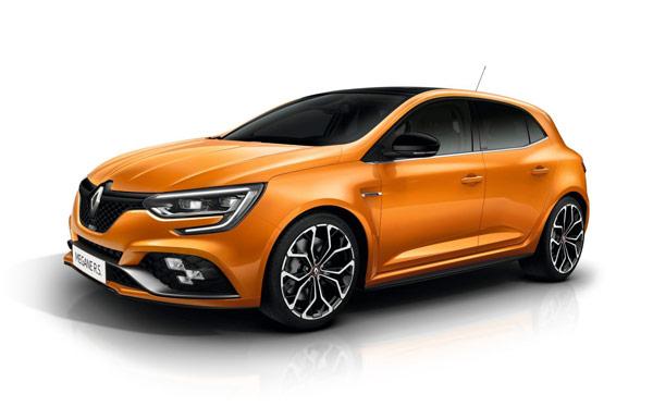 Renault Megane R.S. vom Autozentrum P&A