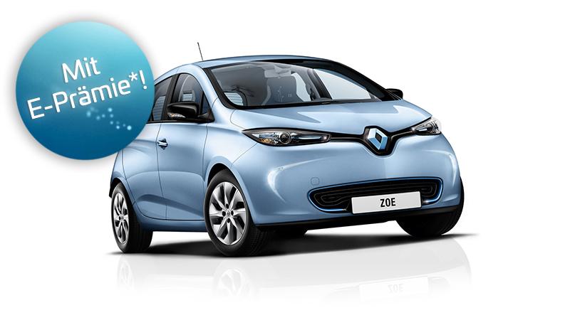 Renault Zoe bei P&A-Preckel