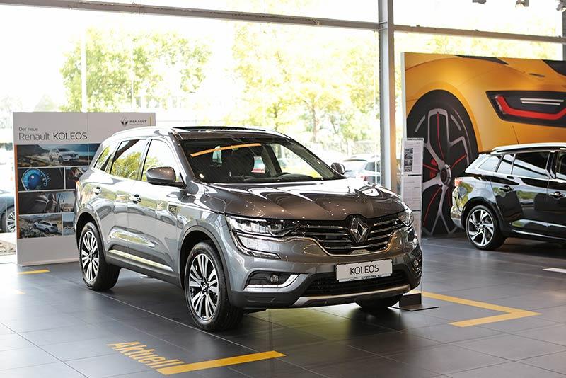 Renault Koleos Autozentrum P&A-Preckel