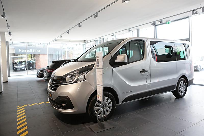 Renault Transporter 2017 Autozentrum P&A-Preckel