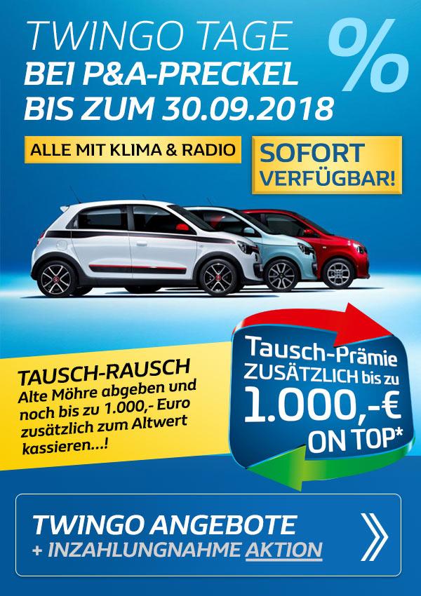Renault Twingo Angebot