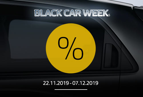 Black Car Weeks im Autozentrum P&A-PRECKEL