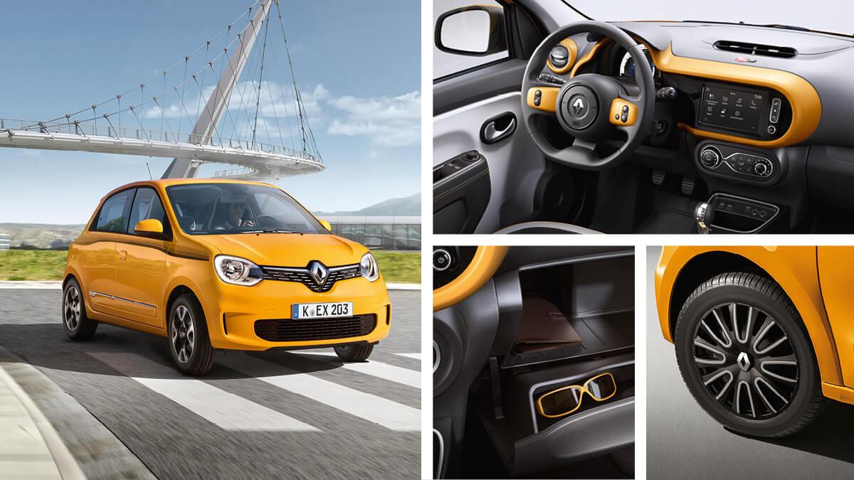 Renault Twingo Neuauflage 2019