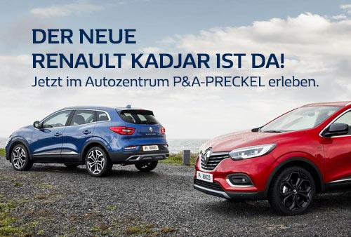 Neuer Renault Kadjar 2019