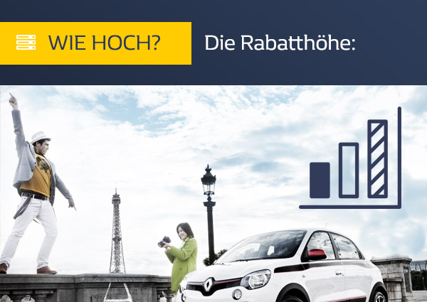 Renault Rabatt mit Behindertenausweis