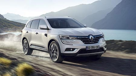 Der neue Renault Koleos 2017
