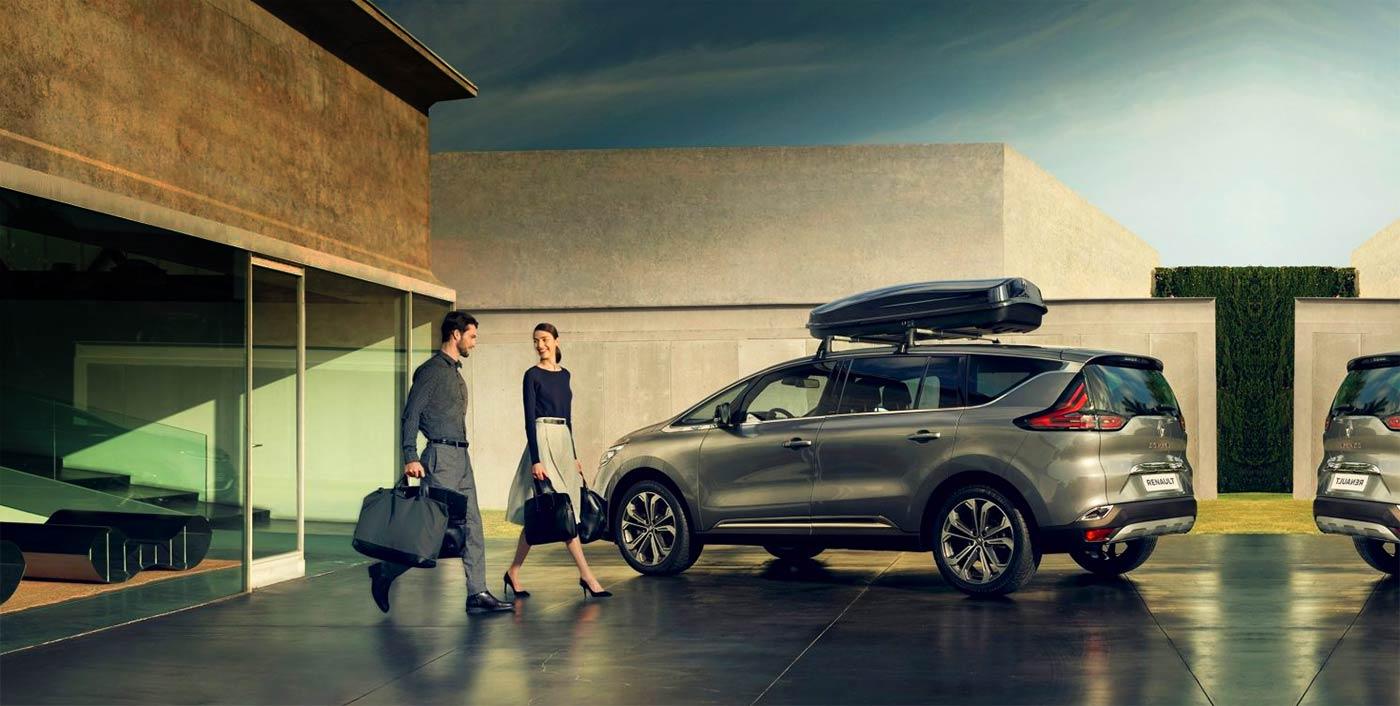 Renault Dachbox Angebot vom Autozentrum P&A-PRECKEL