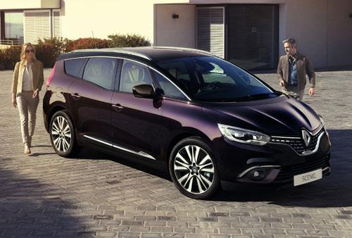 Renault Scenic Zubehör Katalog vom Autozentrum P&A-Preckel