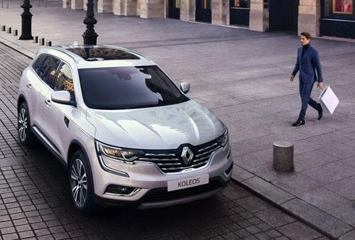 Renault Koleos Zubehör im Autozentrum P&A-Preckel