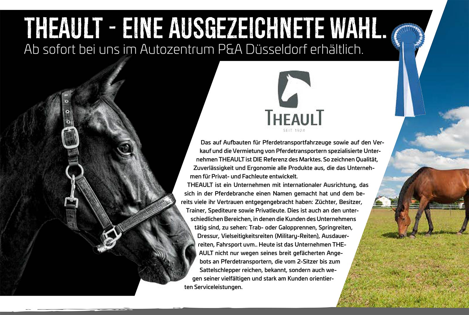 Theault in Düsseldorf