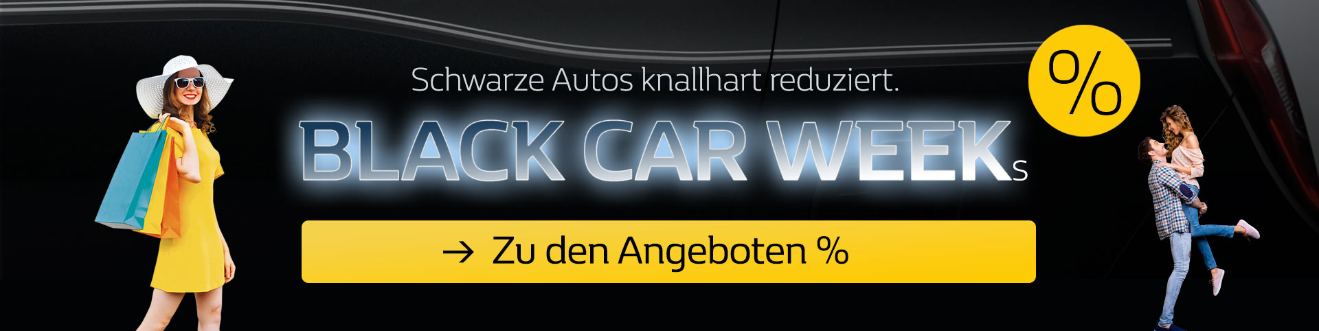 Black Car Week im Autozentrum P&A-Preckel
