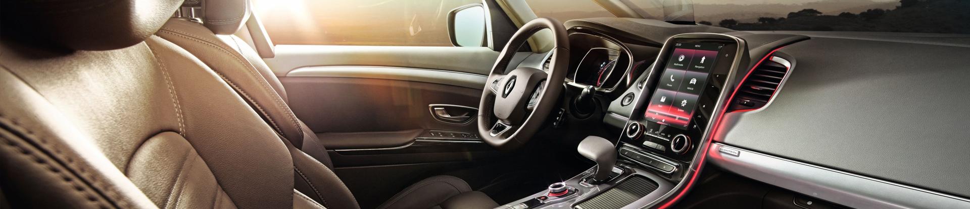 Innenraum Renault Espace