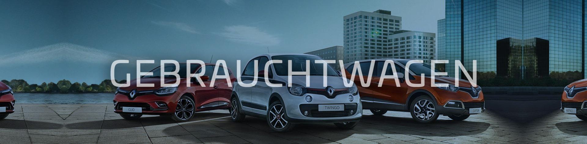Gebrauchtwagen von Renault