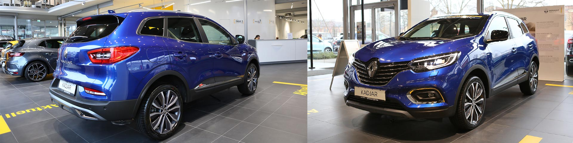 Renault Kadjar 2019 vom Autozentrum P&A-Preckel
