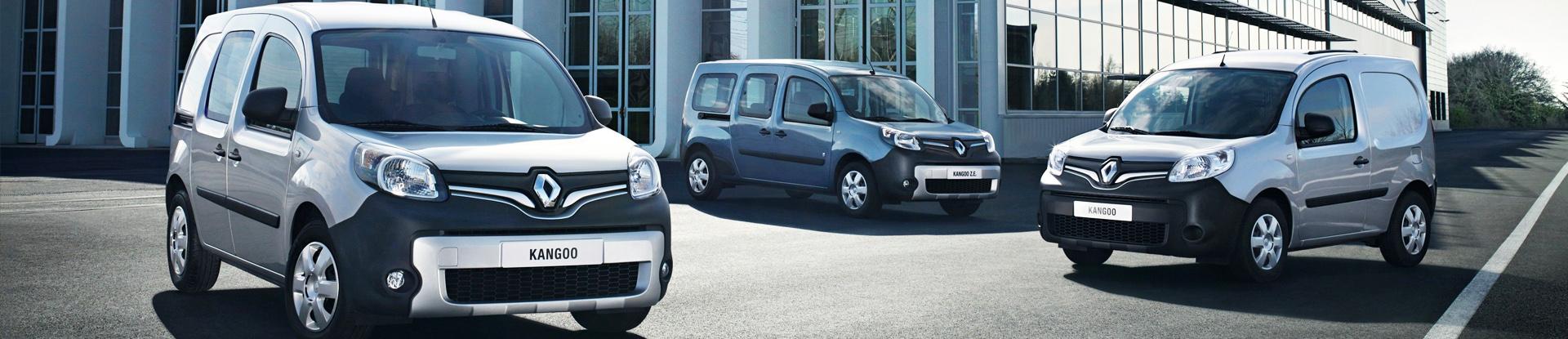 Die Transporter LKWs von Renault P&A