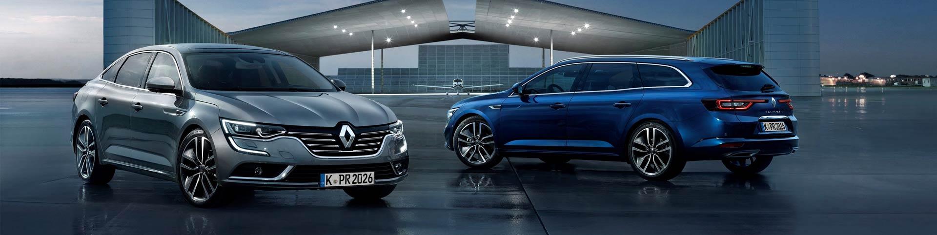 Renault Talisman Limousine und Kombi vom Autozentrum P&A-Preckel