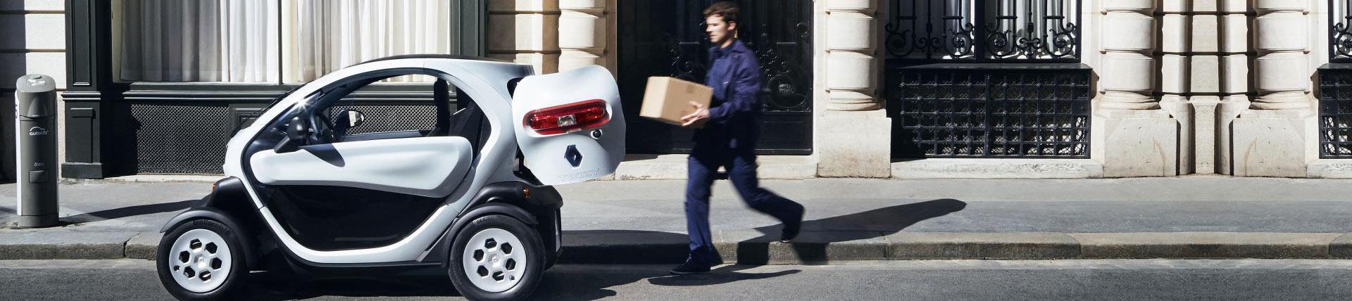 Renault Twizy Angebot