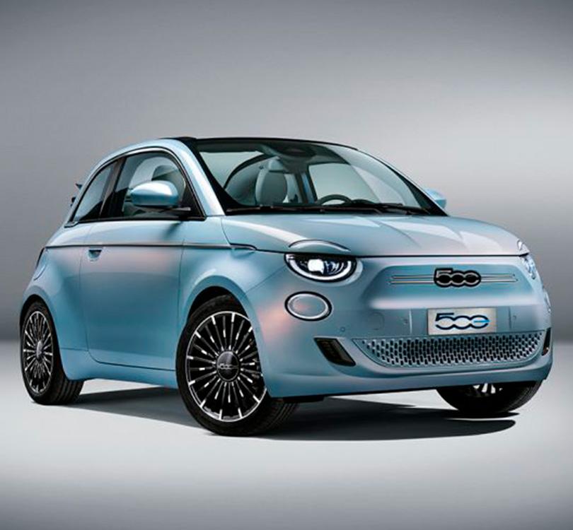 FIAT 500 Elektro Icon