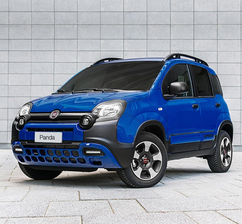 FIAT Panda Mild Hybrid City Cross