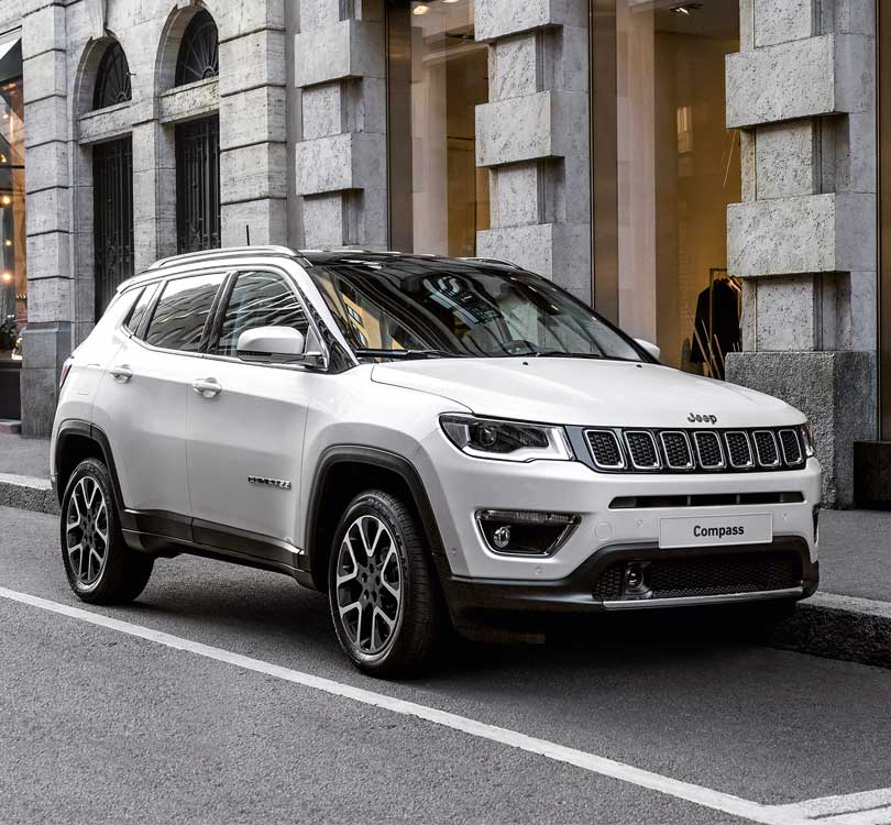 JEEP Compass S GSE