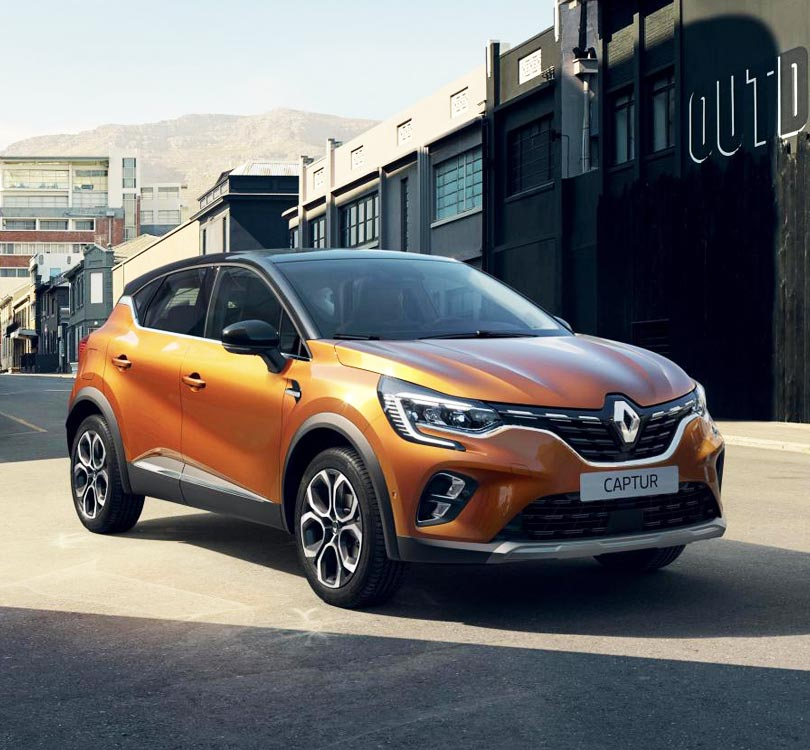 RENAULT Captur EXPERIENCE TCE 140 EDC Deluxe