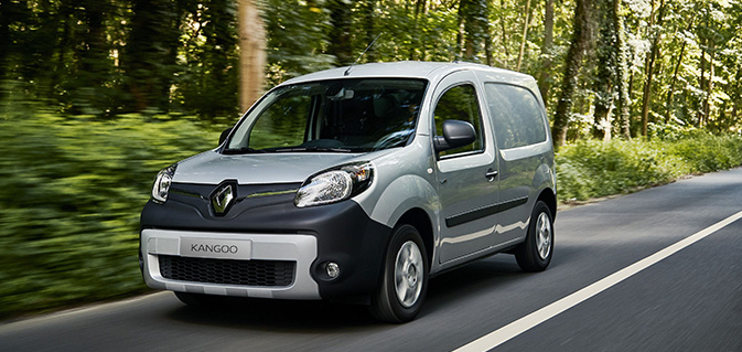 RENAULT Kangoo Rapid Basis