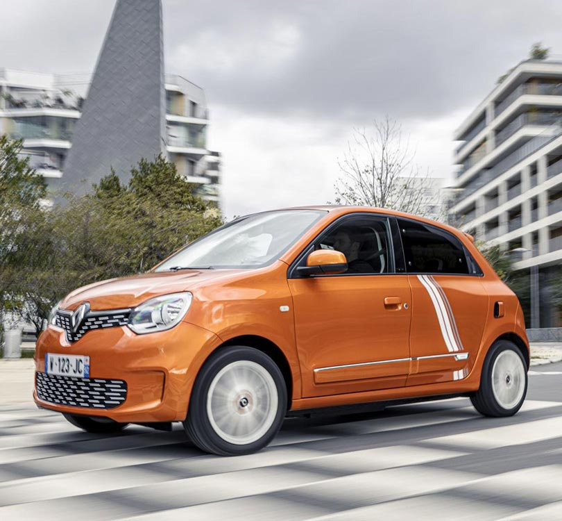 RENAULT Twingo Electric Vibes Gewerbe