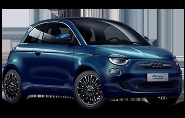 Fiat 500 la Prima Limousine Autozentren P&A - Preckel