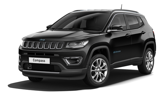 Compass 4xe Plug-In Hybrid CARBON BLACK