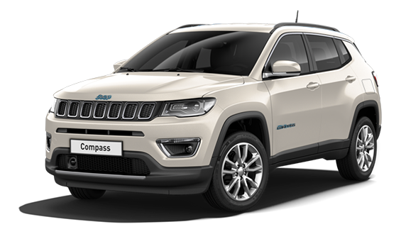 Compass 4xe Plug-In Hybrid IVORY