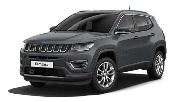 Compass 4xe Plug-In Hybrid STING GRAY