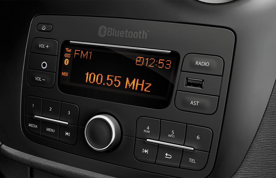 Dacia-Dokker-Express-Plug & Radio
