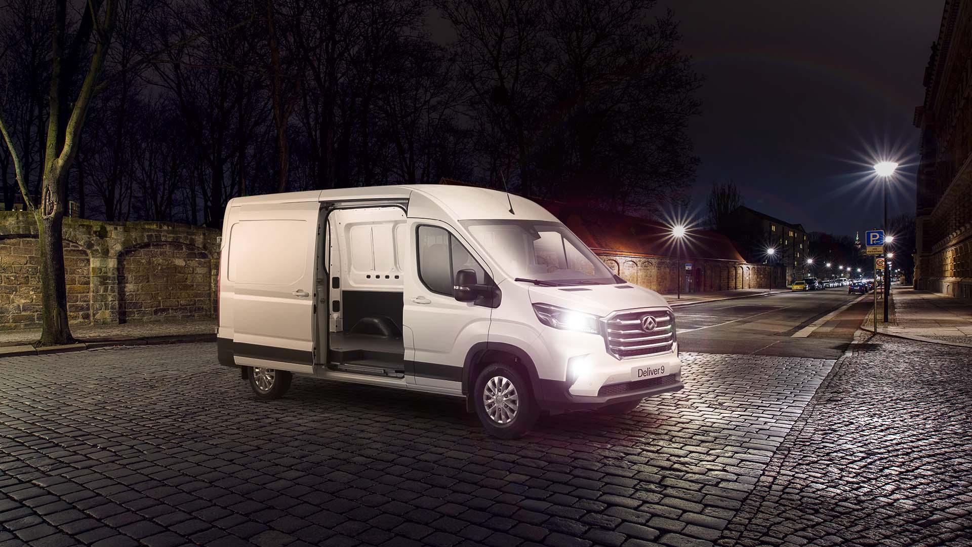 Maxus Deliver 9 günstig bei Preckel Automobile