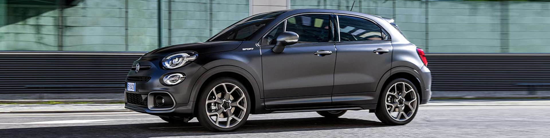 Fiat 500X Autozentren P&A - Preckel