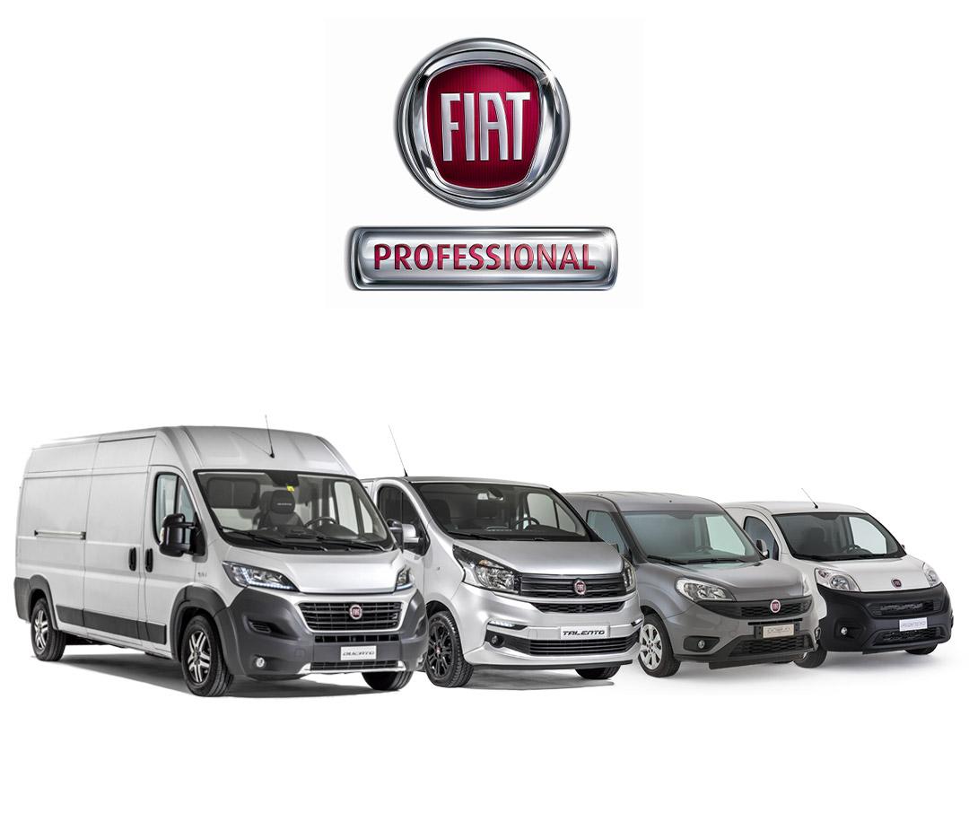 Fiat Professional Nutzfahrzeuge